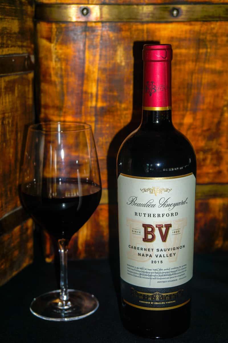 "Beaulieu Vineyards ""Napa Valley"" Cabernet Sauvignon"