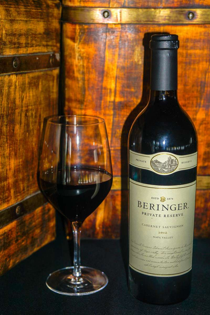"""Beringer Vineyard """"Napa Valley"""" Private Reserve 2009, 2010 and 2012"""