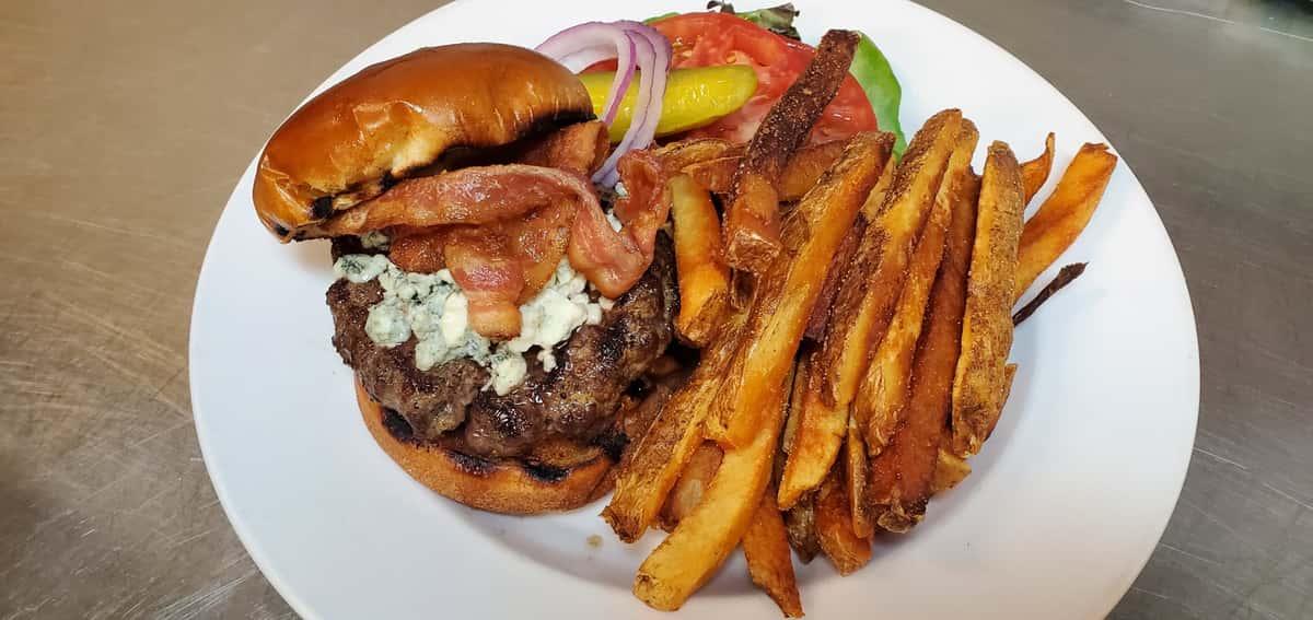Chris McD's C.A.B. Chuck Burger