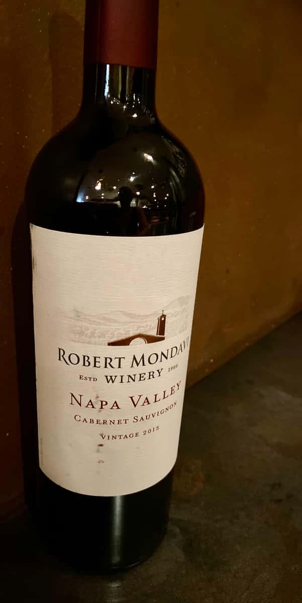 "Robert Mondavi ""Napa Valley"" Cabernet Sauvignon"