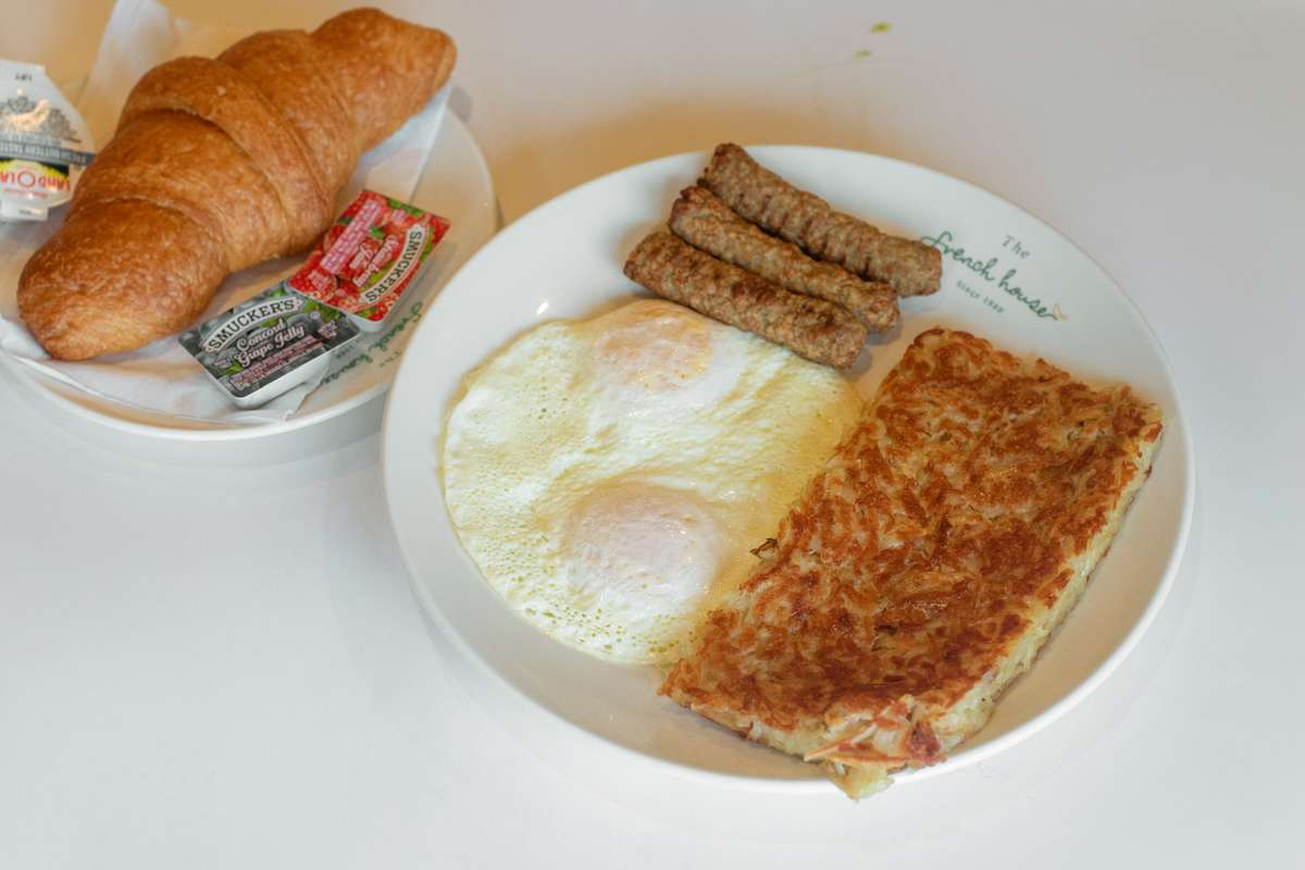 Country Style Breakfast
