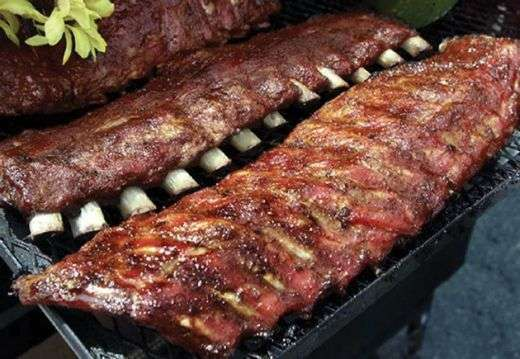 Singin' Man Pork Ribs