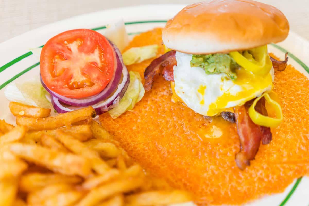 Perky Burger*