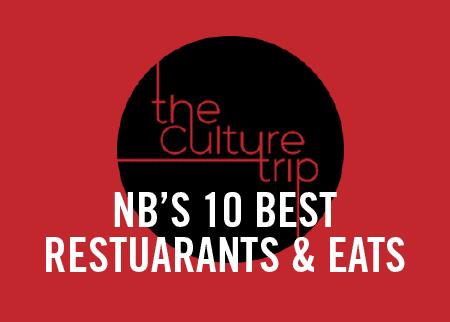 NB's 10 best restaurants and eats