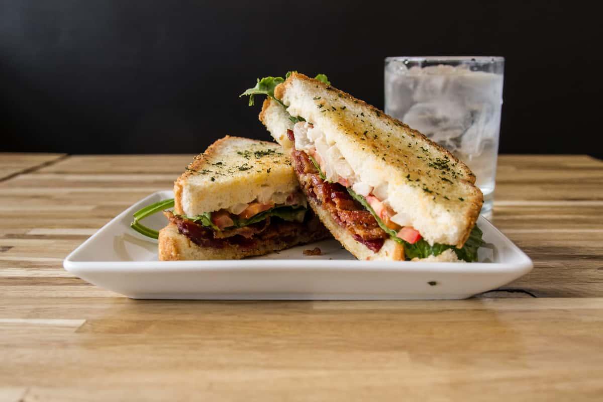 BLTO Sandwich