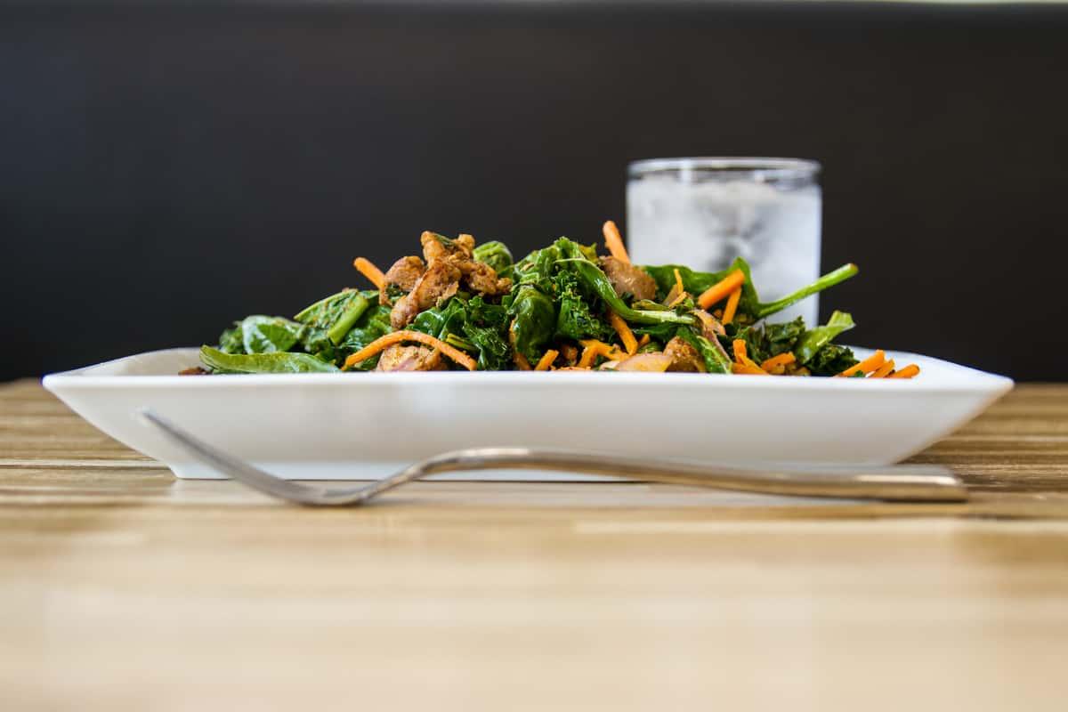 Vegan KSC Salad