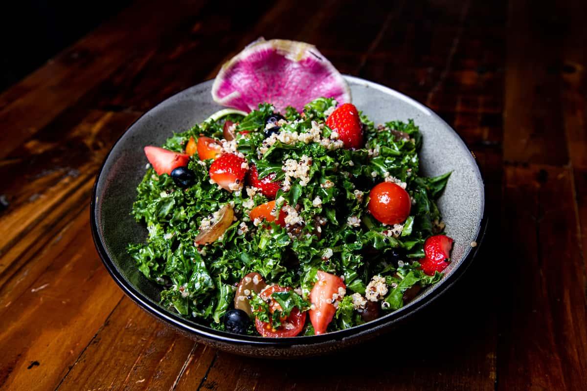 Kale & Quinoa