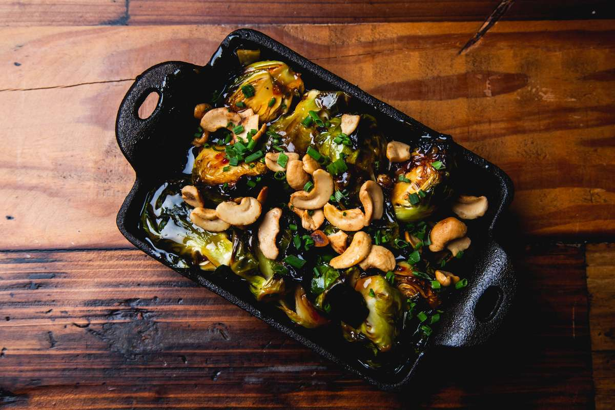 Chef's Favorite Roasted Brussels Sprouts