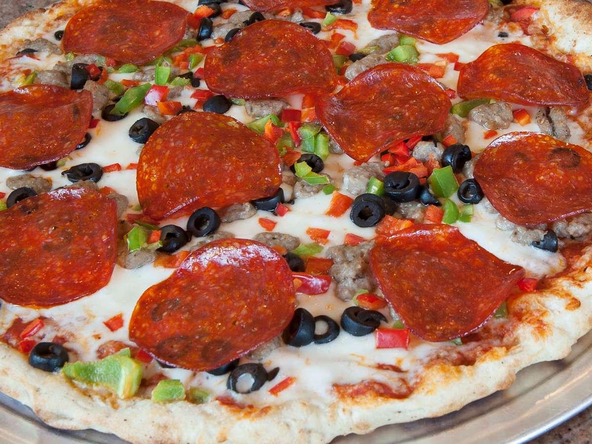 Gladiator Pizza