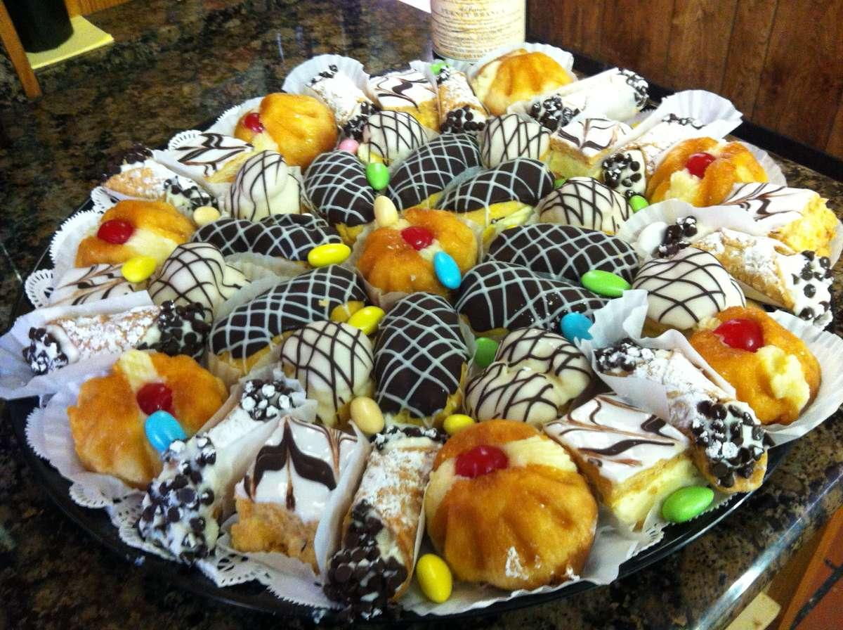 Pastry Trays