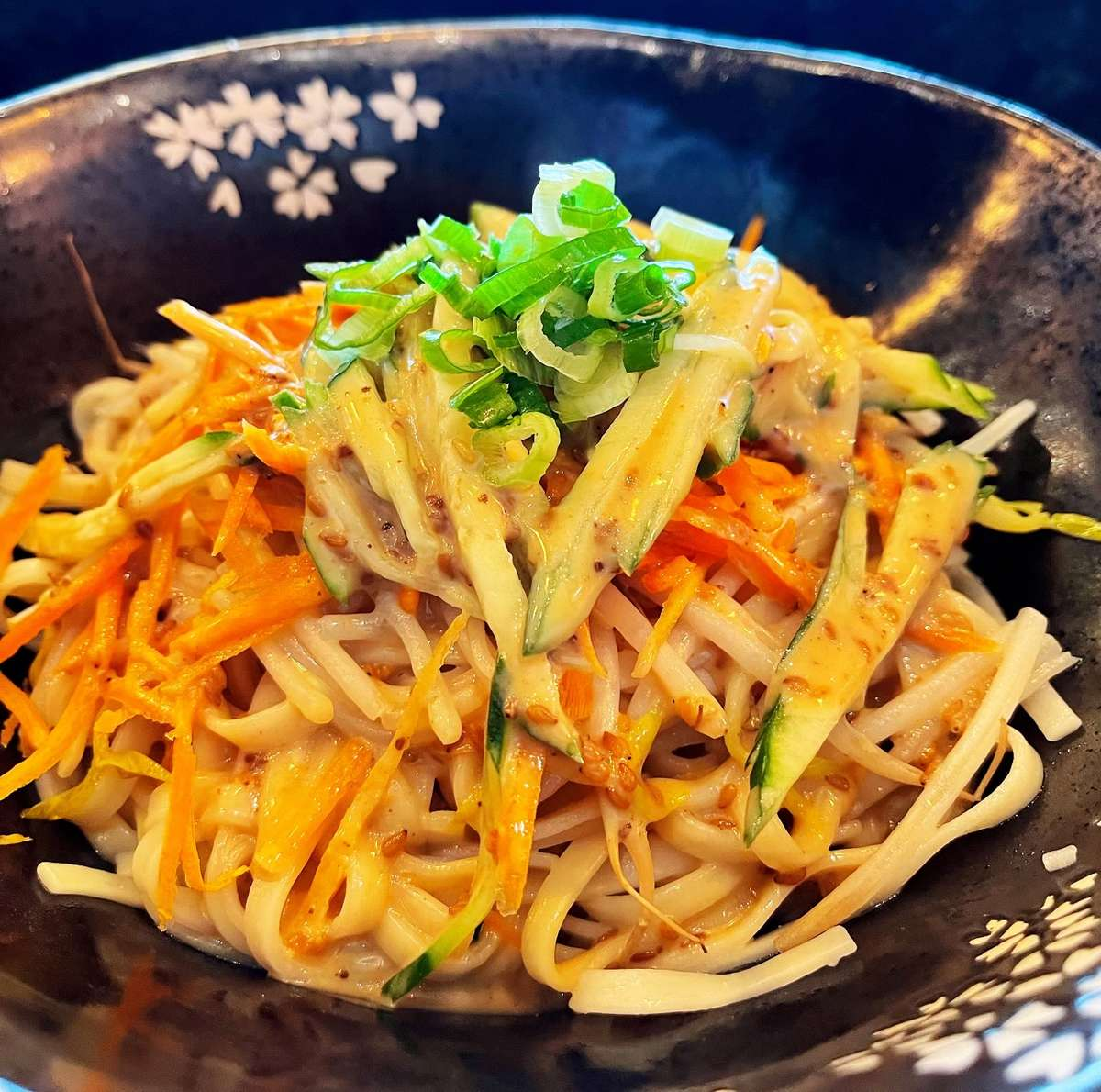 Noodles With Sesame Paste 麻醬麵