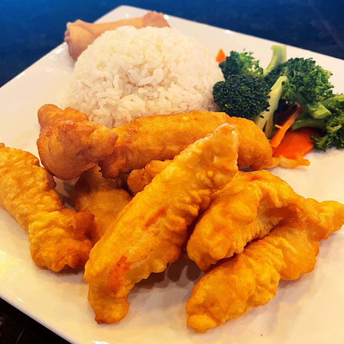 Sweet and Sour Chicken 甜酸雞