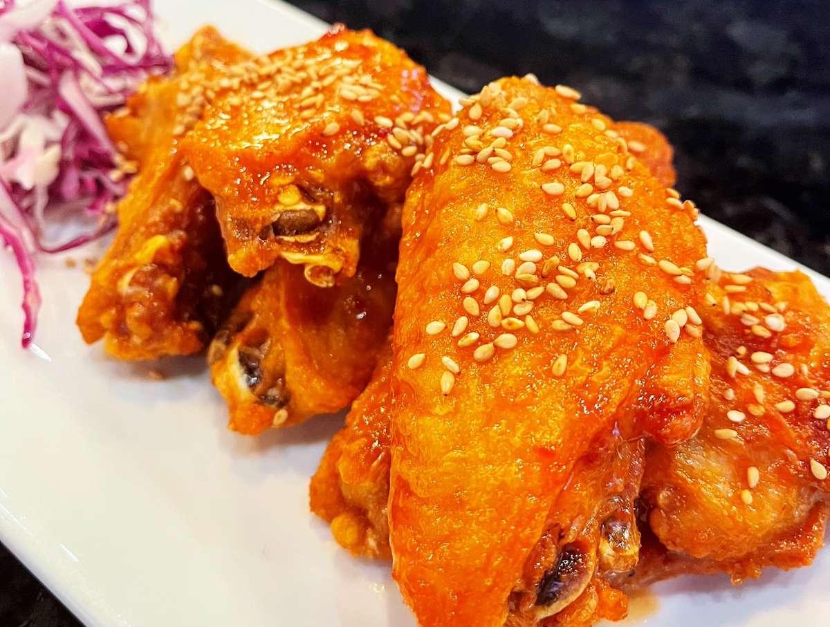 Mei's Fried Chicken Wing 炸雞翅