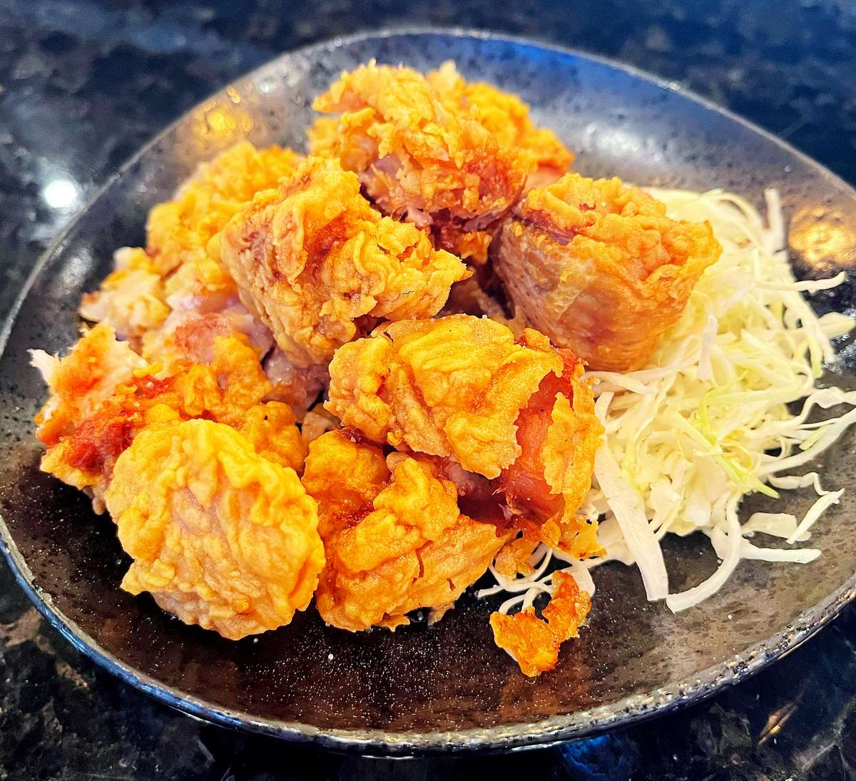 Boneless Fried Chicken Drumsticks (無骨雞腿排)
