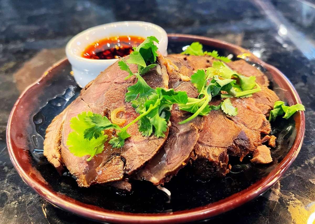 Braised Beef Shank 滷牛腱