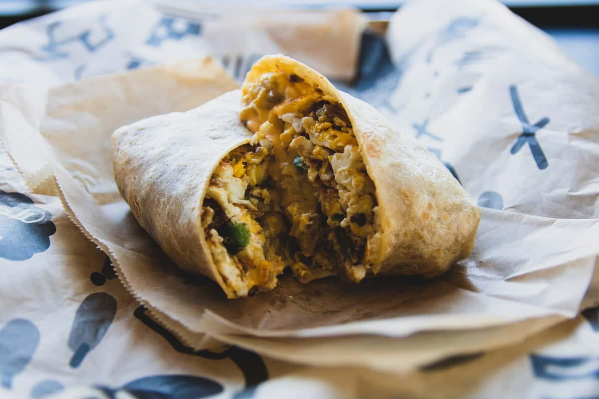 El Guapo Burrito