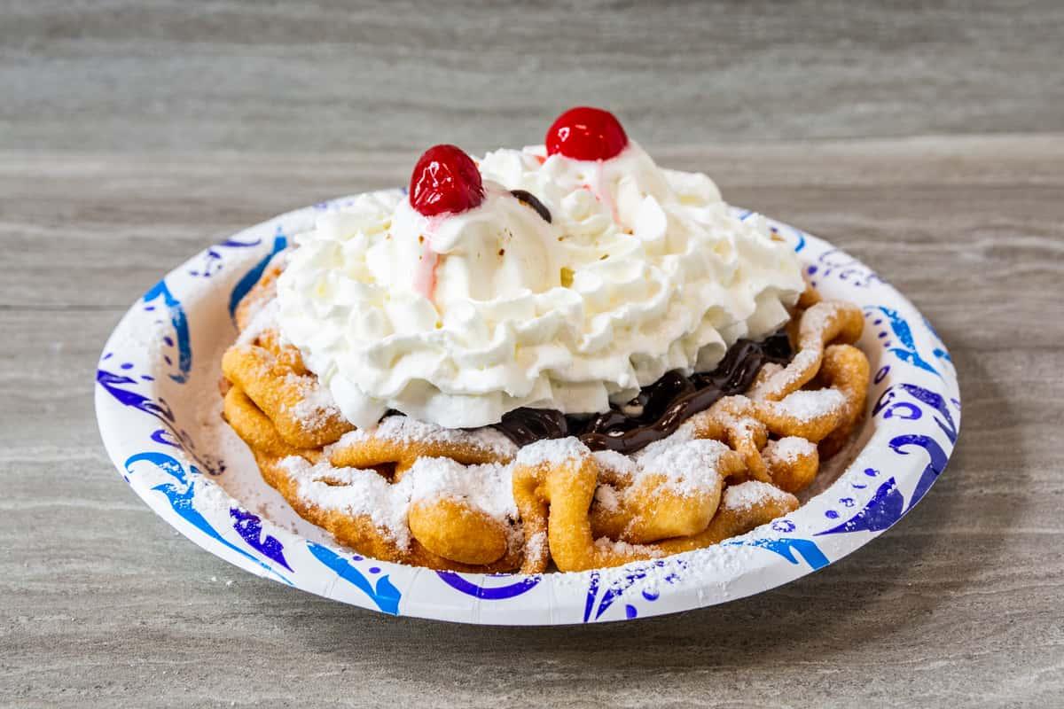 Big Daddy Funnel Cake