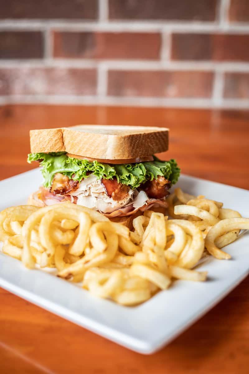 Charlie Club Sandwich