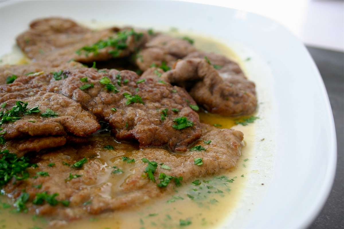 Veal Limon