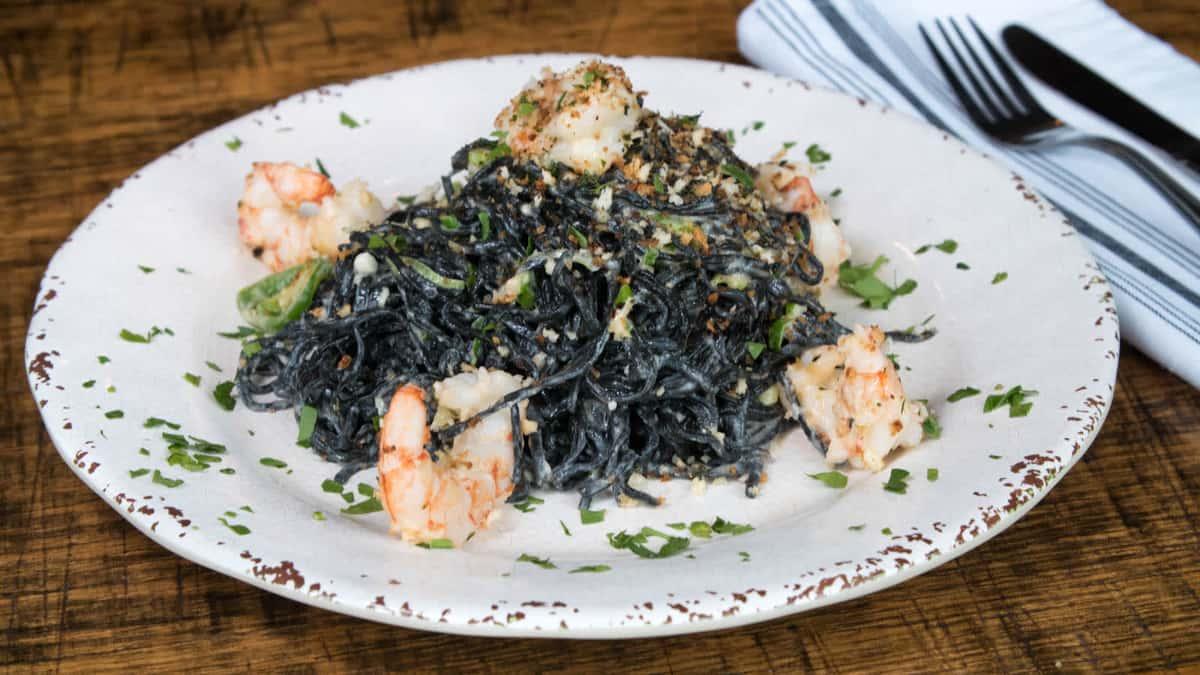 Black Linguini