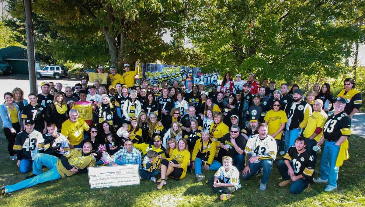 Steelers Fan Club