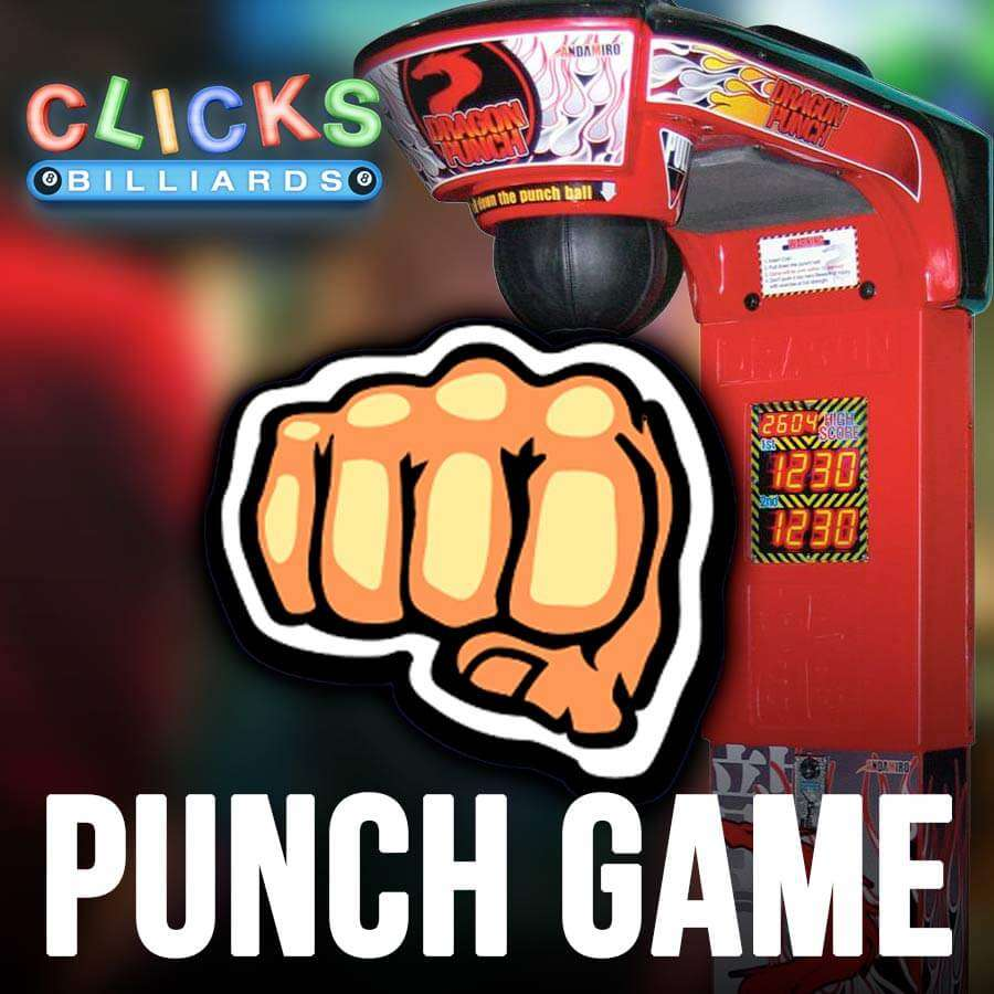 Fist and punching game