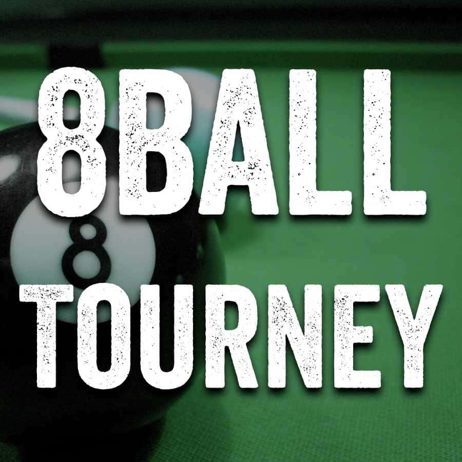 8-ball tourney