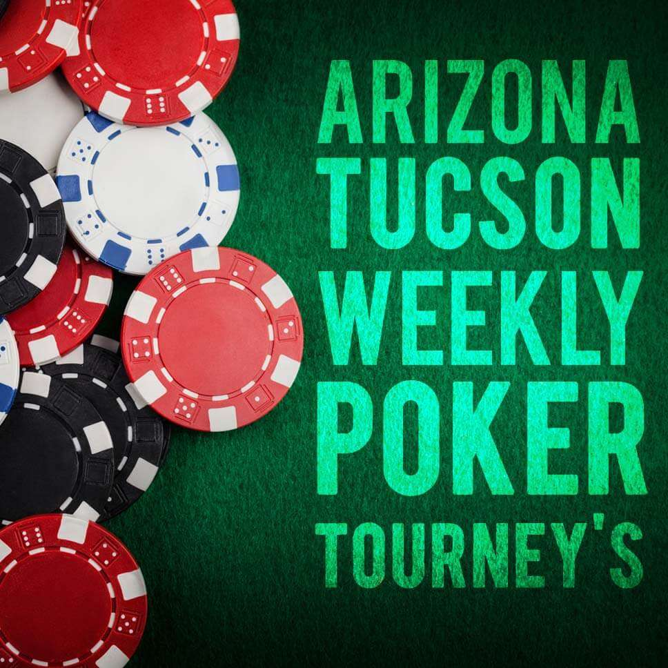Weekly Poker Infographic