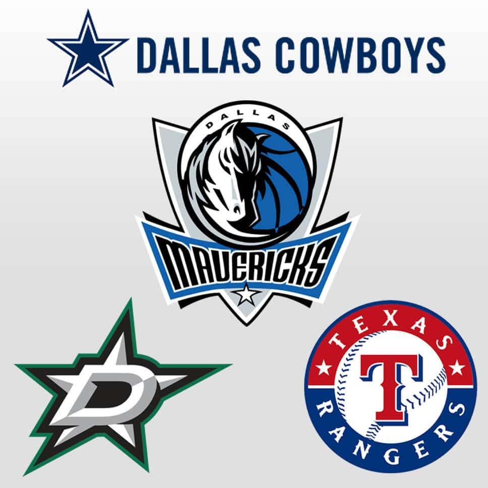 Texas sports team logos