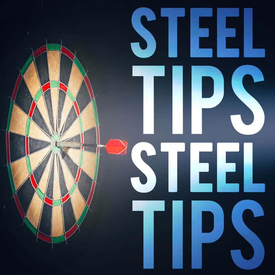 Steel Tip Dart Board