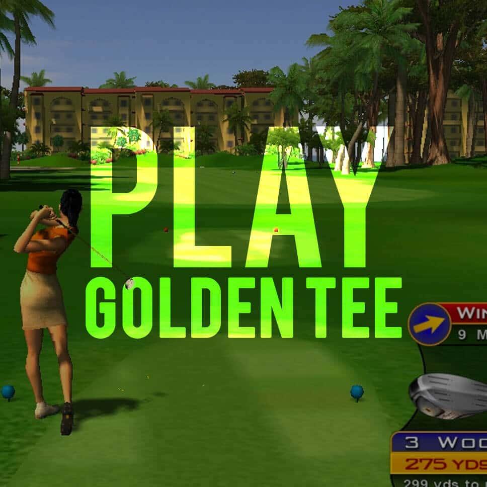 Play Golden Tee
