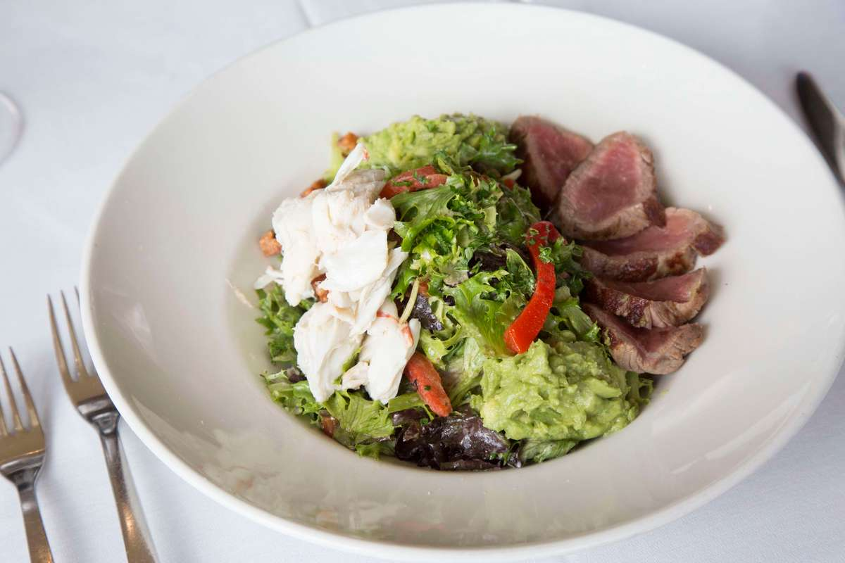 Surf & Turf Salad