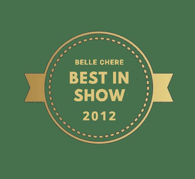 Best In Show Award