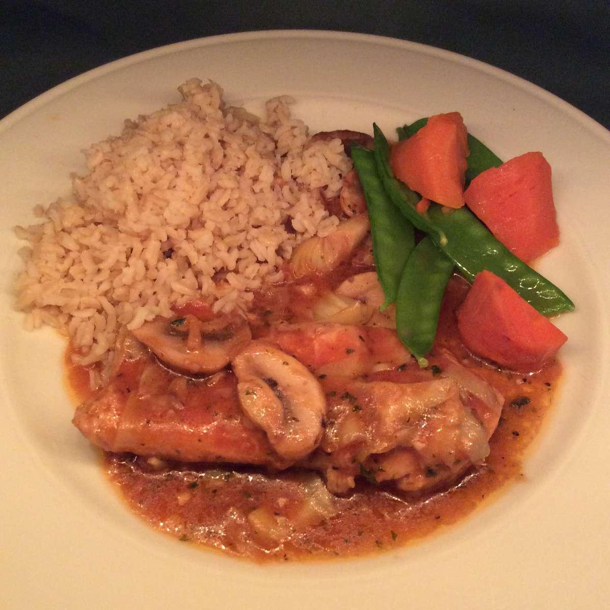 Chicken Maison