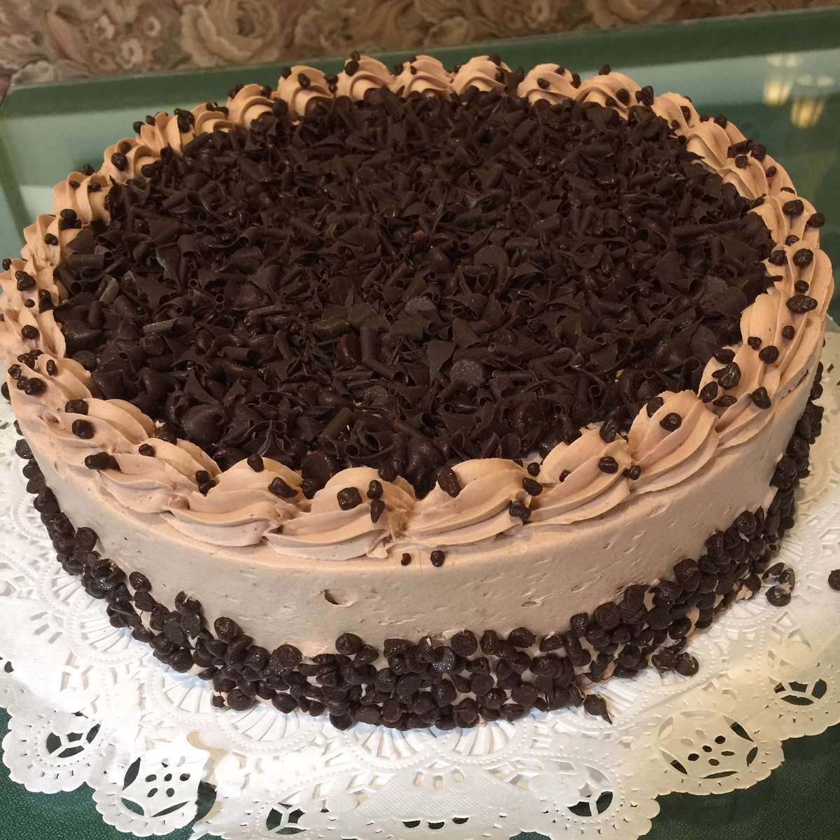 Austrian Chocolate Torte