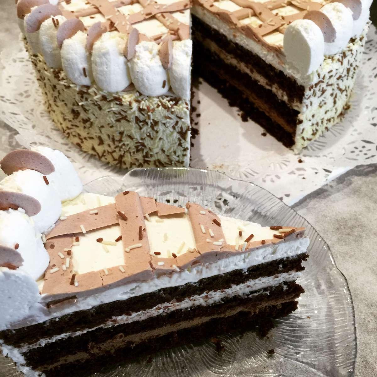 Baileys & Cream Torte