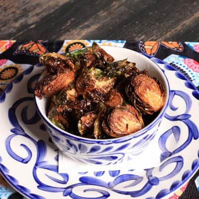 Brussels Sprouts Honey