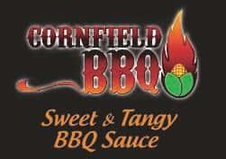 Cornfield BBQ sauce logo