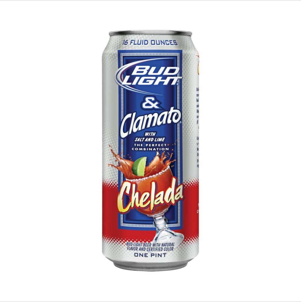 Bud Light Chelada, 16 oz Can