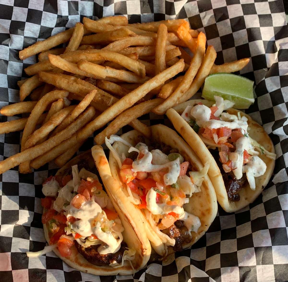 Korean Beef Street Tacos