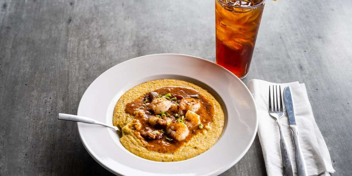 Low-Country Grits