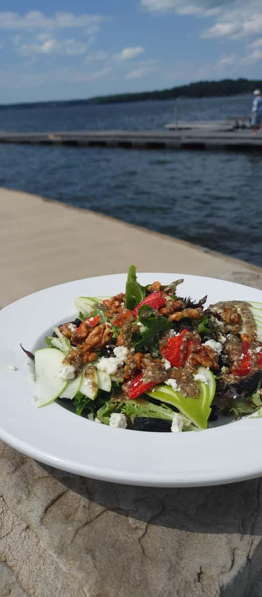 Fig Newton Salad