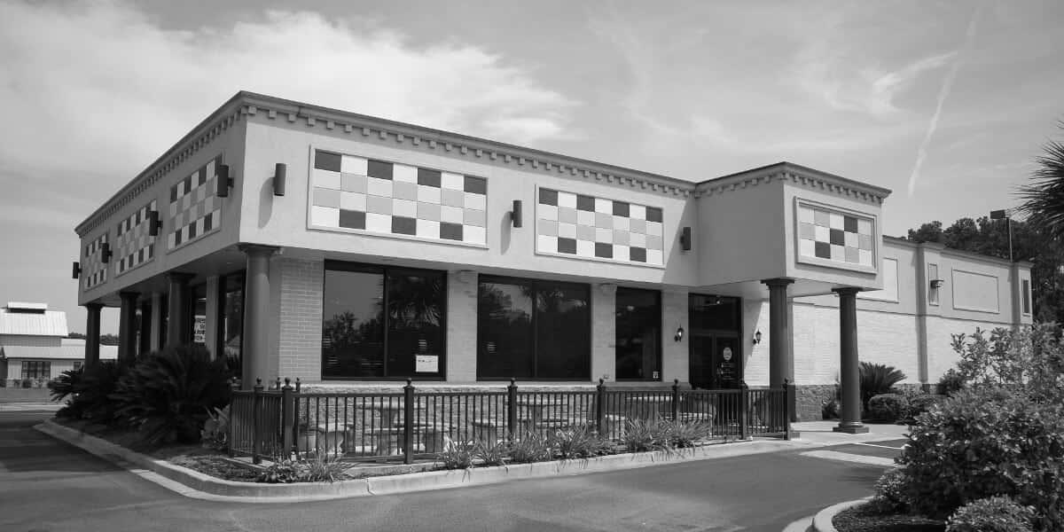 Cibo's Restaurant Building