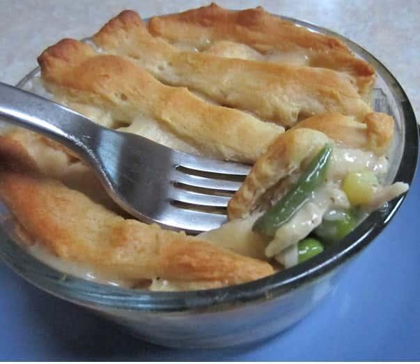 Imogene's Chicken Pot Pie