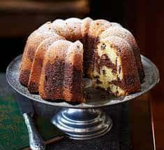 Marbel Spice Bundt Cake