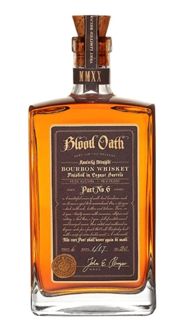 Blood Oath Pact No. 6