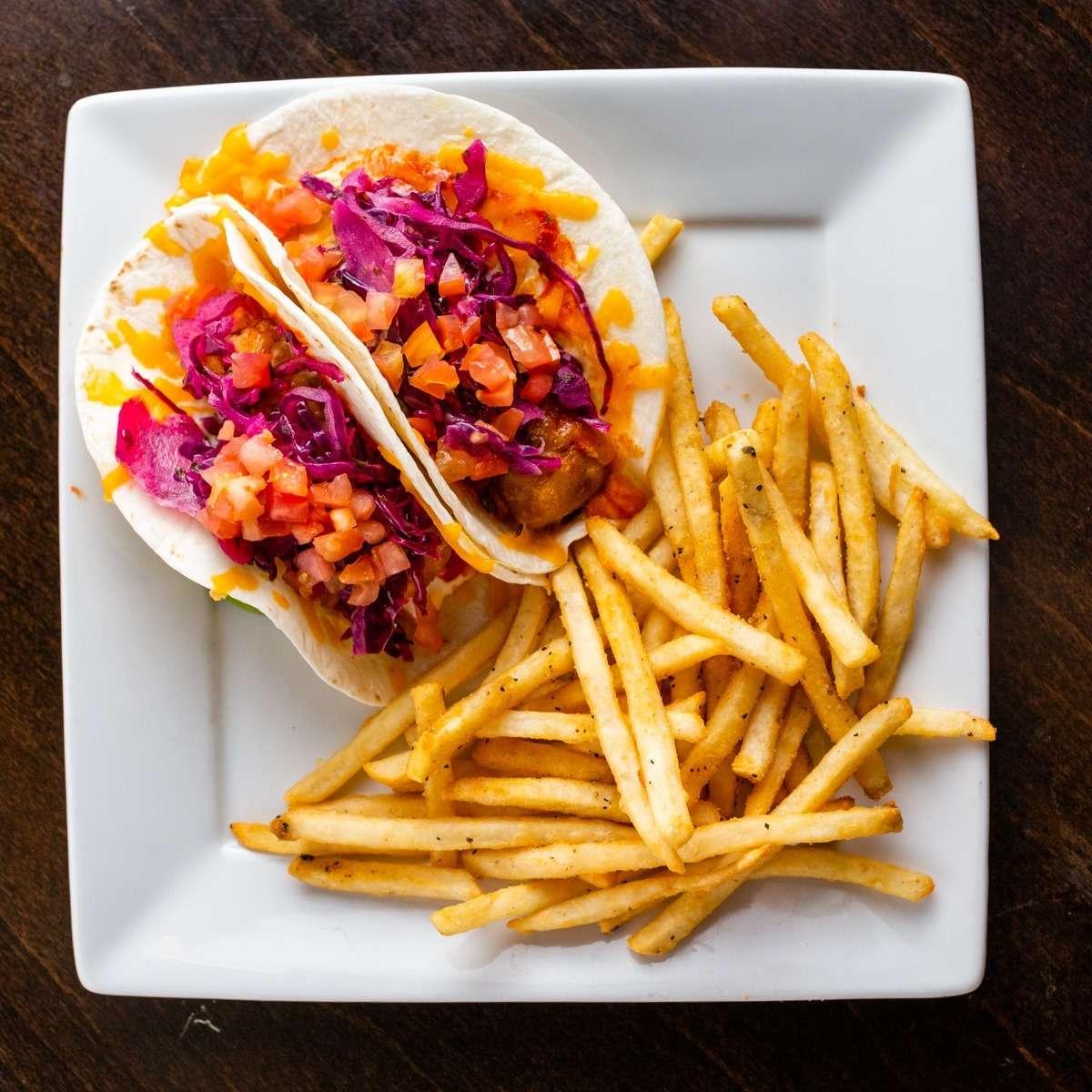 Famous Fish Tacos