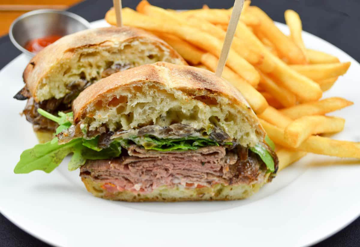 Cuadril Sandwich