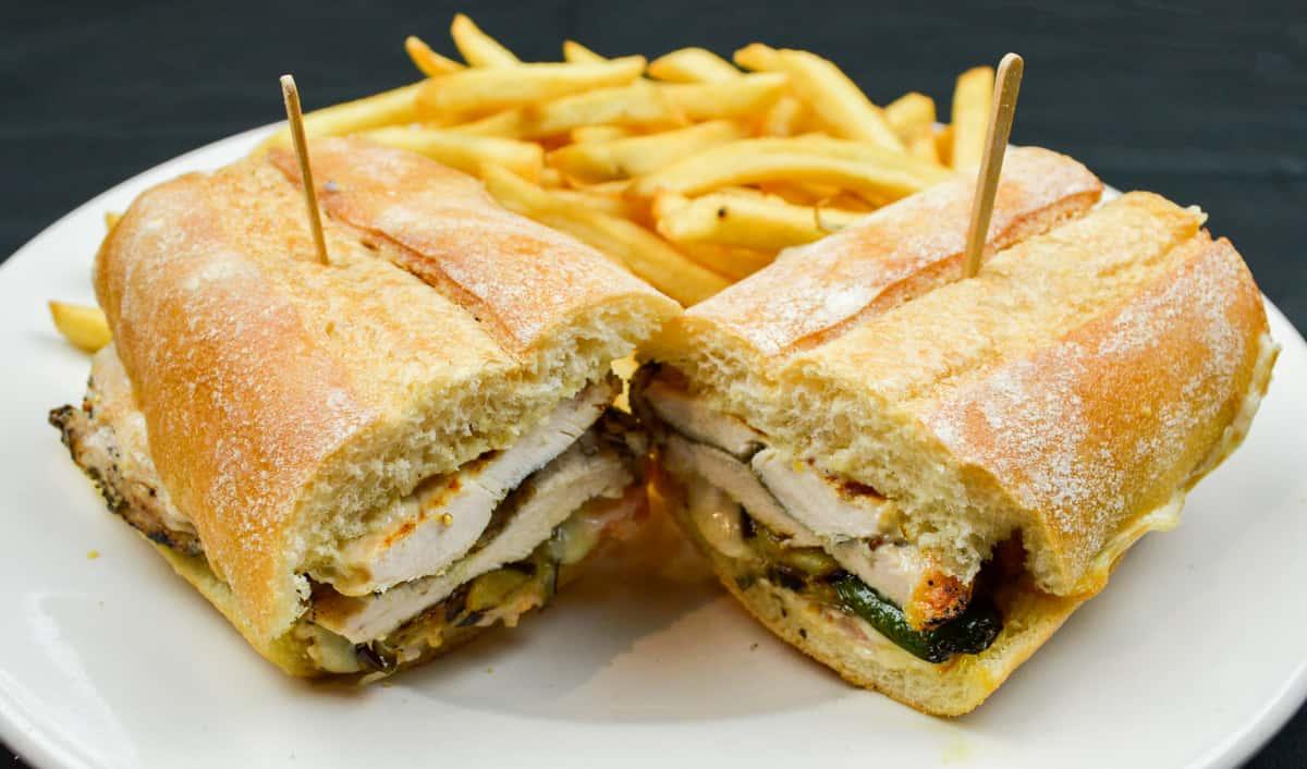 Pollo Sandwich