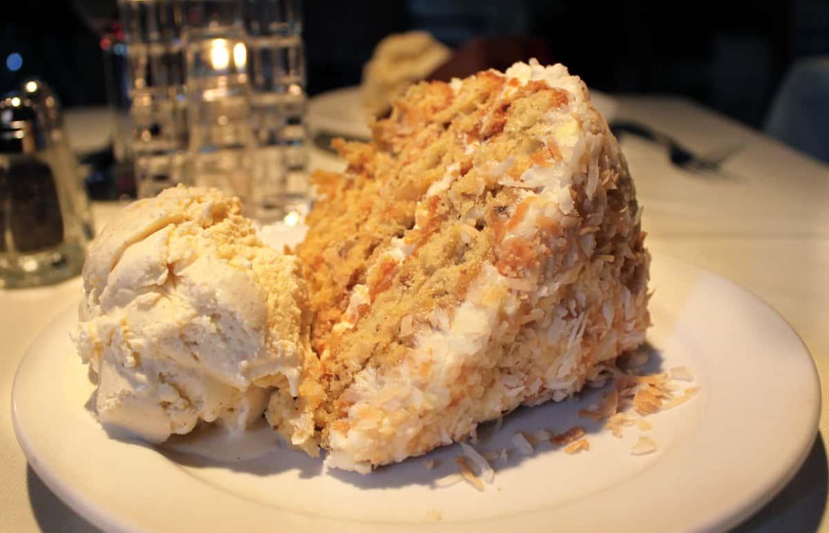 Coconut Supreme Cake